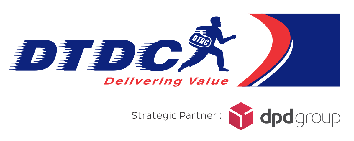 DTDC logo with DPD