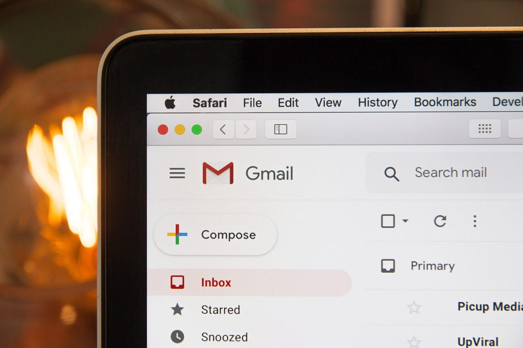 gmail view